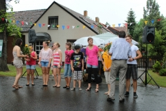 Auftritt Partwitz 1. Juli 2012